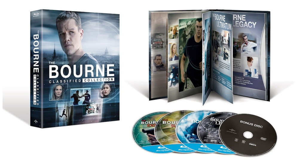 Bourne Classified