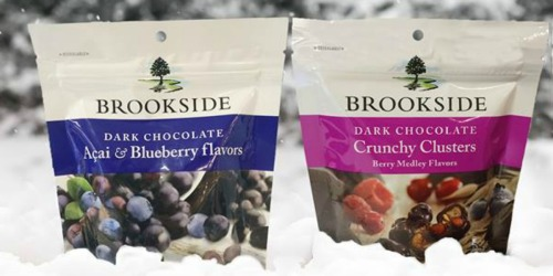 Meijer mPerks: Possible FREE Brookside Chocolates Stand Up Bags eCoupon (Must Clip Today)