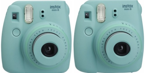 Fujifilm Instax Instant Film Camera $49.99 Shipped + Free 2-Pack of Film AND $20 Shutterfly Code