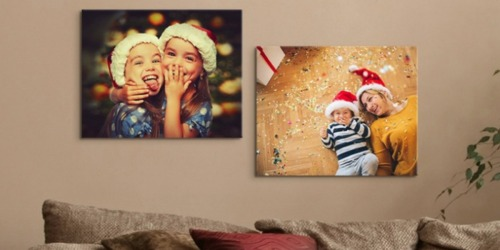 TWO Premium 16×20 Canvas Wraps $19.99 Each Shipped (Great Gift Idea)