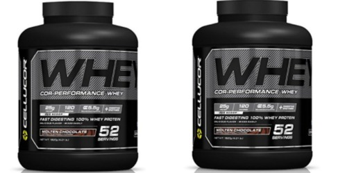 Amazon: Cor-Performance 100% Whey Protein Powder 4-Pound Container Only $29.31 Shipped