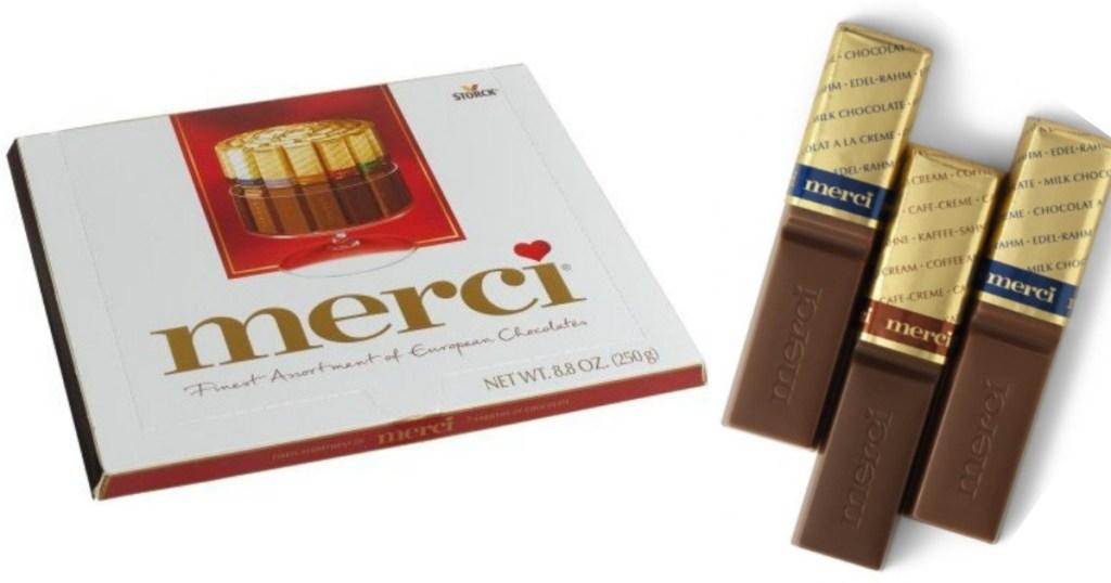 New $1/1 Merci Chocolates Coupon = Only $2 50 at Walgreens