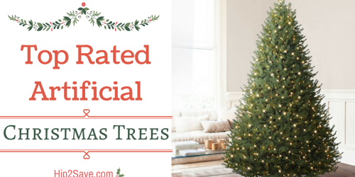 Top-Rated Artificial Christmas Trees