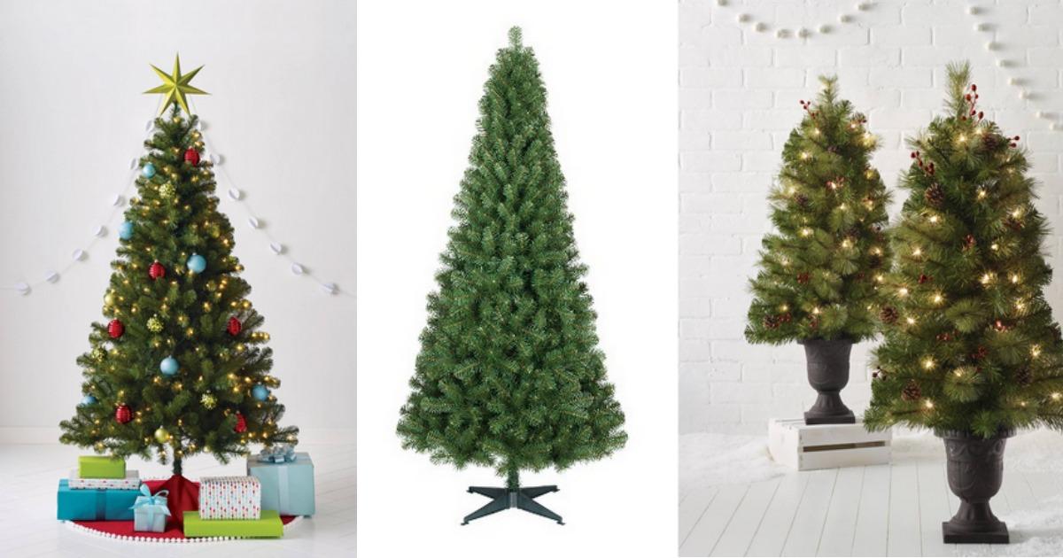 Target.com: 50% Off Wondershop Christmas Trees