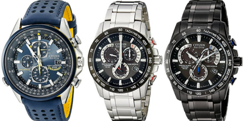 Amazon: Extra 30% Off Clothing, Watches & More = BIG Savings on Citizen Watches