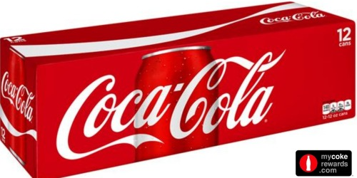 My Coke Rewards: Holiday Deals LIVE = 12-Pack of Coke ONLY 30 Points & More