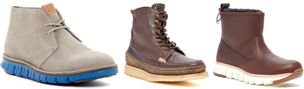 8dccbd5a Cole Haan Men's ZeroGrand Stitch Out Chukka Boots Only $74.93 (reg. $280)