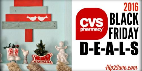 CVS: Black Friday Deals 11/24-11/26