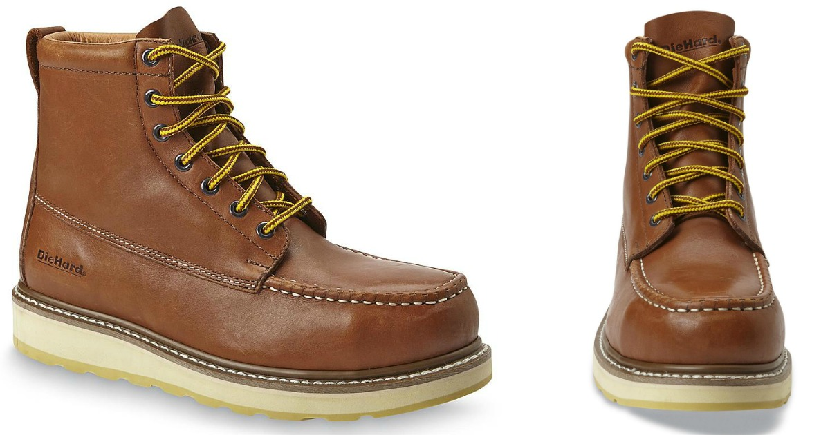 Sears: Die Hard Work Boots Only $49.99