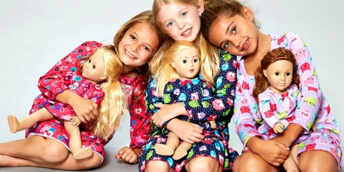 Dollie & Me: 40% Off Apparel for Girls & Dolls (Matching Sets Starting at Just $11.40)