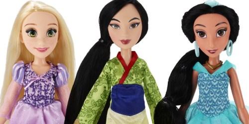 Amazon: Disney Princess Royal Shimmer Dolls Only $5.31 (Regularly $9.99) Will Ship W/$25 Purchase