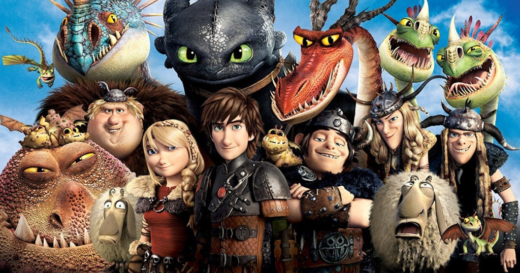How To Train Your Dragon 2 Blu Ray Dvd Digital Hd Only 7 99 Shipped Regularly 24 99 Hip2save