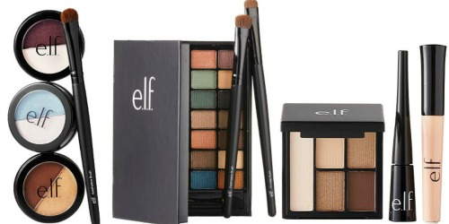 Target: e.l.f. 48-Color Eyeshadow Set Only $7.50 Shipped + More AWESOME Beauty Deals