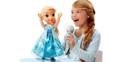 Kmart: Disney's Frozen Sing-A-Long Elsa Doll ONLY $16.79 After Shop Your Way Points