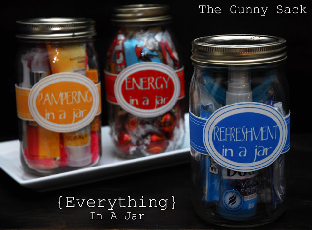 Everything in a Jar