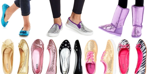 FabKids: 2 Pairs of Kid's Shoes $4.95 Shipped