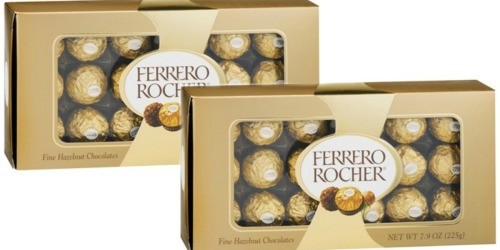 Walgreens: Ferrero Rocher Gift Box Only $4.50 (Regularly $9.99)