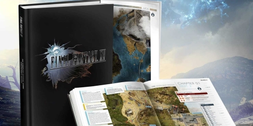 Amazon: Final Fantasy XV Collector's Edition Book Only $16.69 Shipped (Regularly $39.99)
