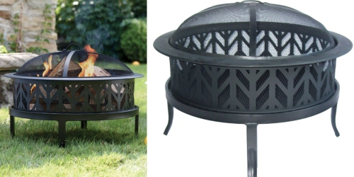 Target: 50% Off Threshold Fire Pit + Nice Savings on Bedding, Towels & More