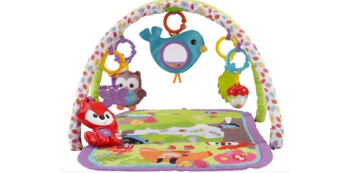 Amazon Prime: Fisher-Price 3-in-1 Musical Activity Gym ONLY $14.99 Shipped (Regularly $32)