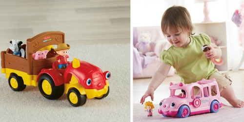 ToysRUs: Fisher-Price Little People Toys Only $9.99 Each (Best Price)