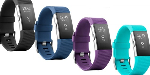 Macy's: Fitbit Charge 2 Heart Rate + Fitness Wristband ONLY $129.99 Shipped