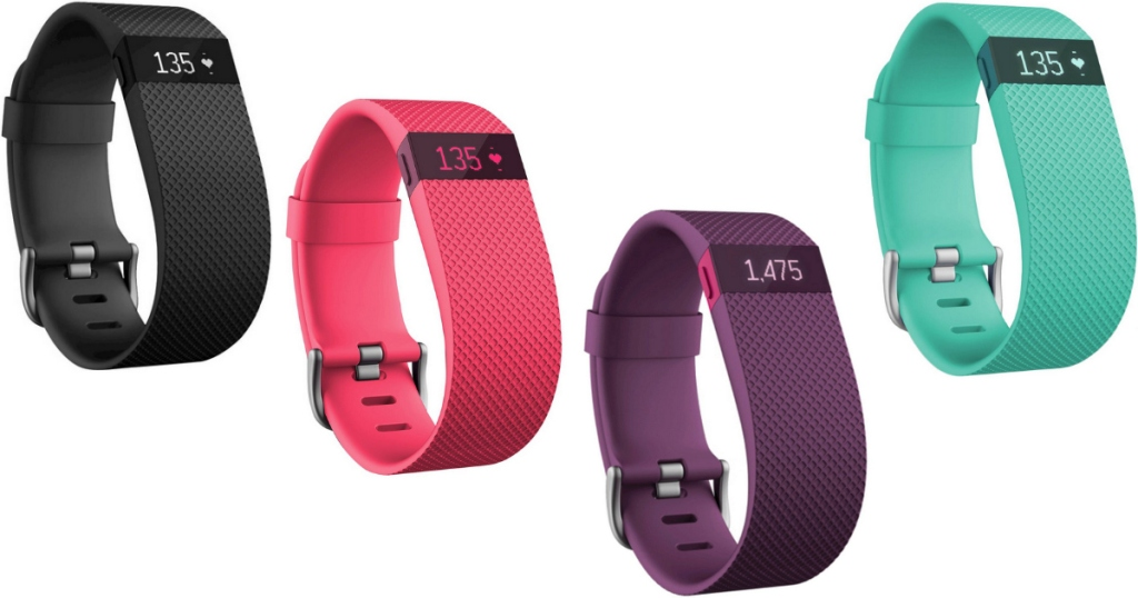 Target com: Fitbit Charge HR Heart Rate and Activity Tracker