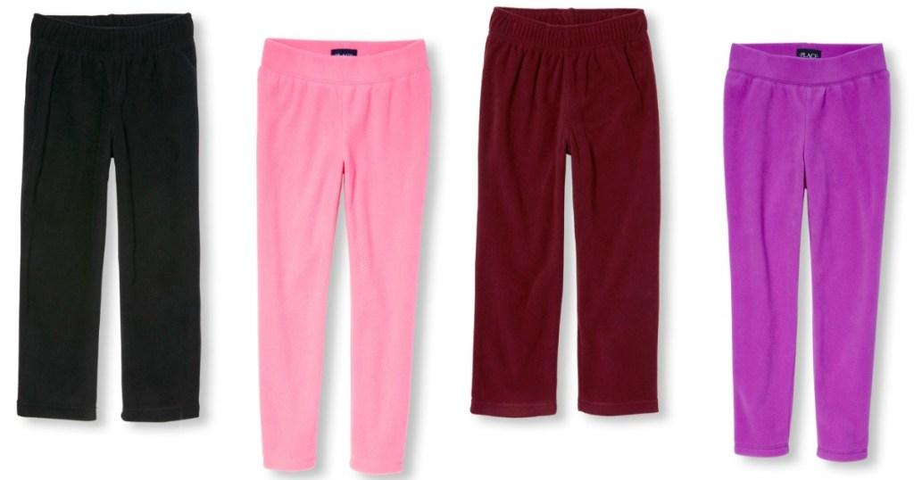 fleece-pants