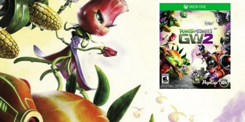 Amazon: Plants vs. Zombies Garden Warfare 2 Xbox One or PS4 Game Only $19.99 (Regularly $39.99)