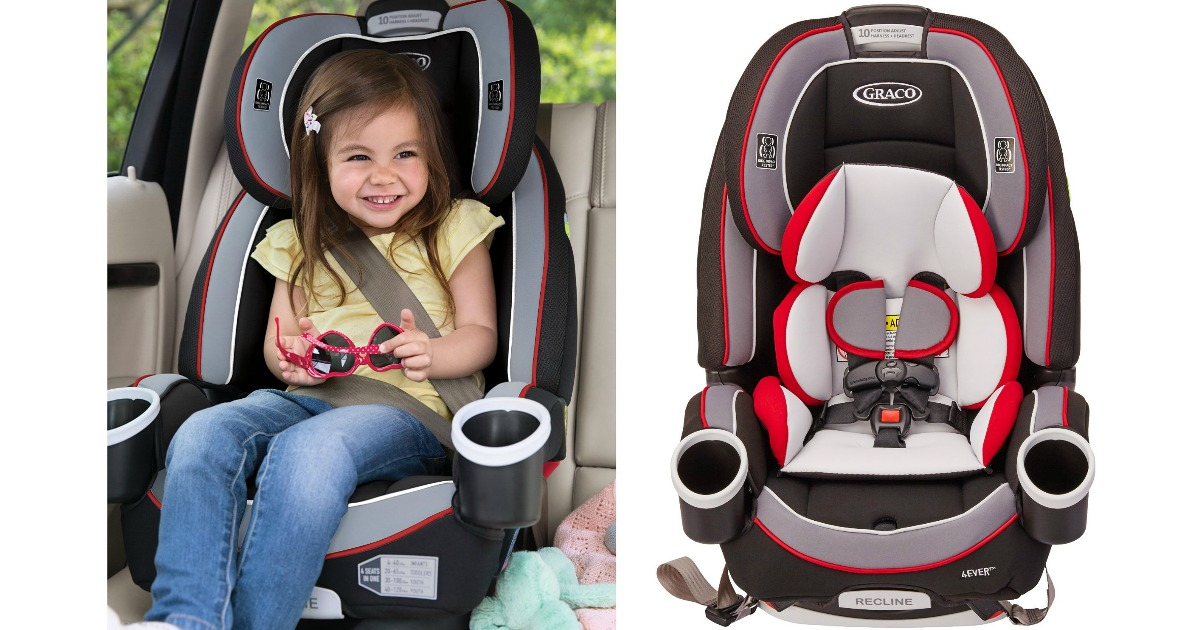 Amazon Graco 4ever All In One Convertible Car Seat Only 23999 Shipped Reg 299