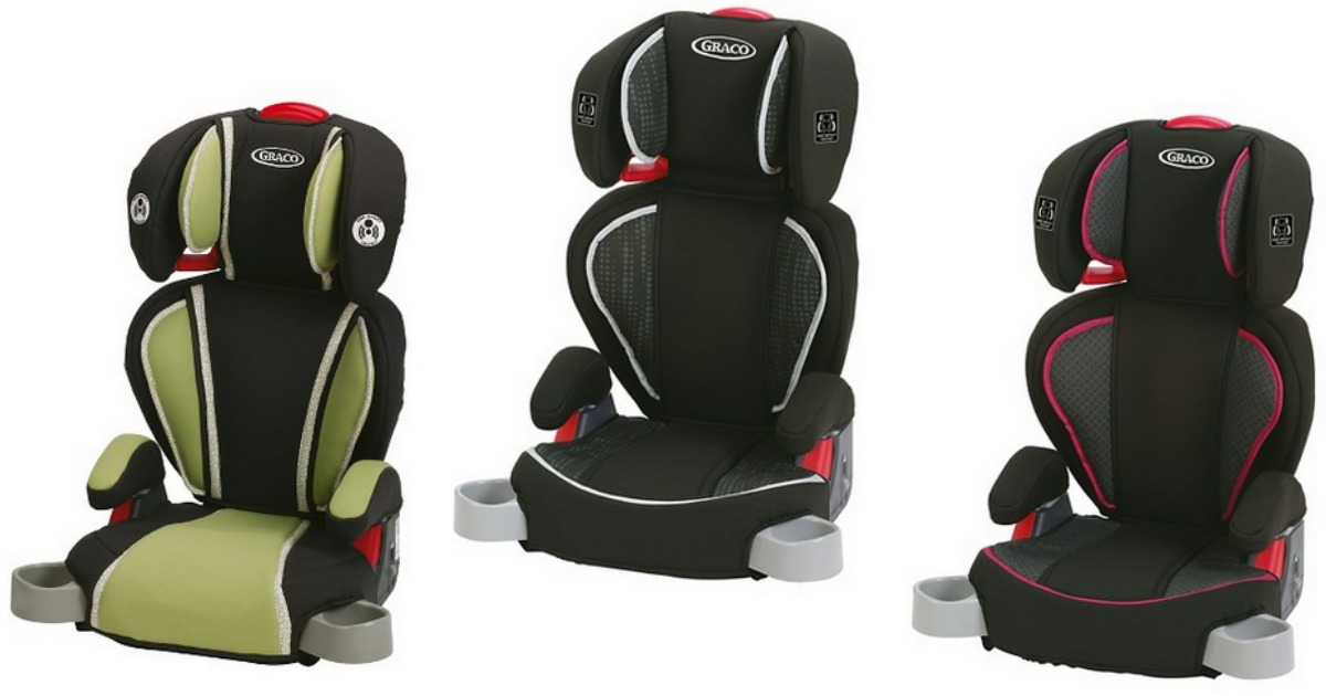 Target Graco Highback Turbo Booster Car Seat Only 29 Shipped