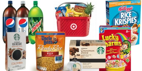 Target: $10 off $50 Food and/or Beverage Purchase (Starting 11/13)