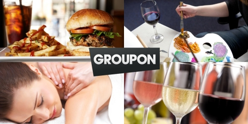 Groupon: 25% Off Local Deals (+ ShopRunner Membership Only $3.75 – New Customers Only)