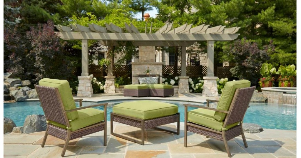 Home Depot Huge Discounts On Select Hampton Bay Patio Furniture