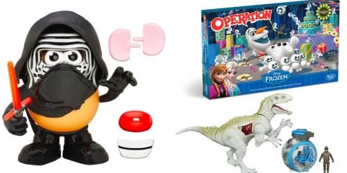 Deep Discounts on Hasbro Toys = Mr. Potato Head Frylo Ren Only $7.48 Shipped & More