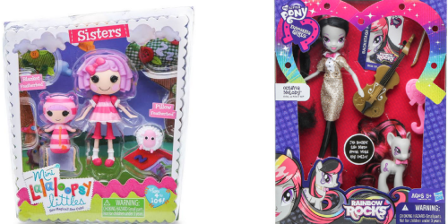 Lalaloopsy, My Little Pony, Bratz Toys & More Starting at ONLY $6