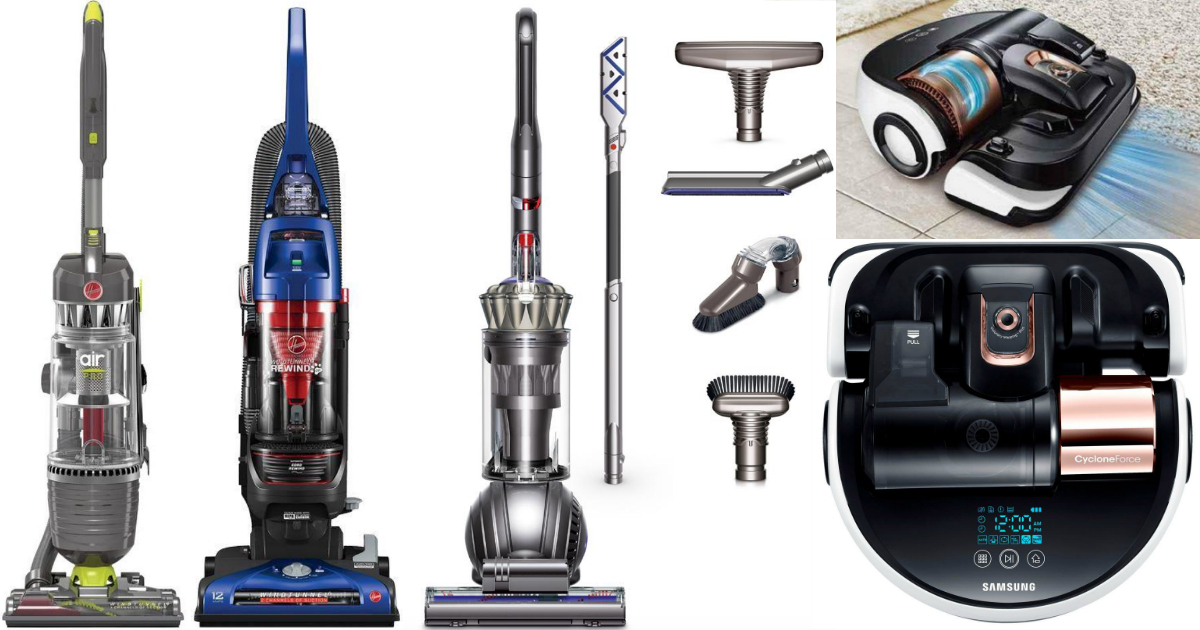 Home Depot Up To 54 Off Select Vacuums Save On Dyson