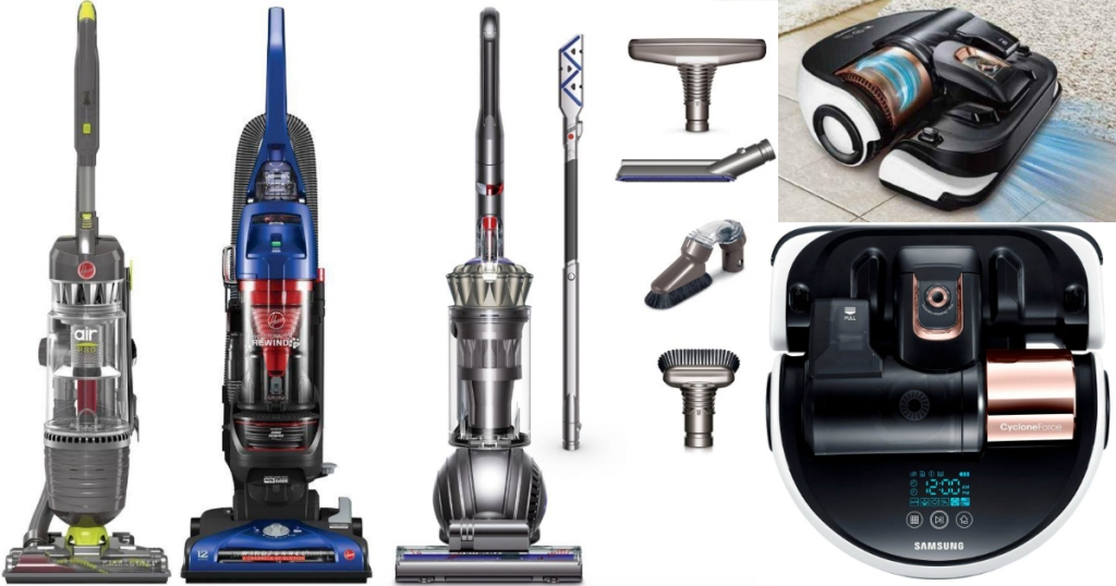 Home Depot Up To 54 Off Select Vacuums Save On Dyson Hoover Samsung Hip2save