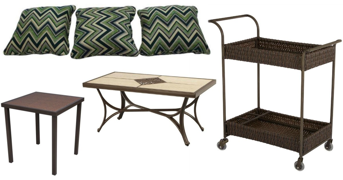 Home Depot: BIG Savings On Hampton Bay Patio Furniture