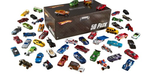 Target.com: Hot Wheels Basic Car 50-Pack Only $32.79 Shipped