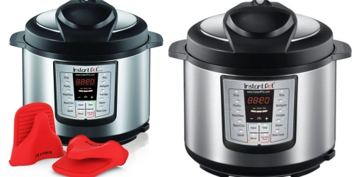Instant Pot 6-in-1 Programmable Pressure Cooker ONLY $59 Shipped