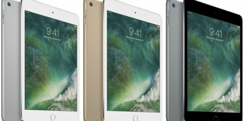 Best Buy: DEEP Discounts On iPad Mini 4