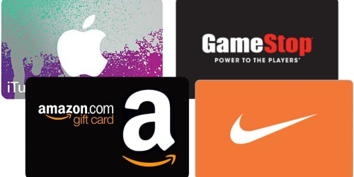 My Coke Rewards: $10 eGift Cards for Amazon, GameStop and More Only 170 Points