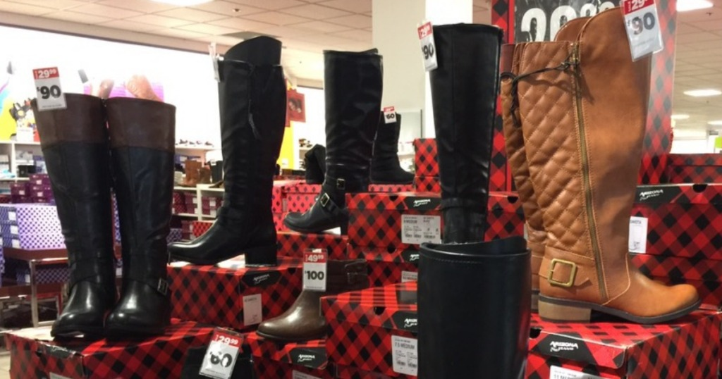 114b32eae11c3 JCPenney Black Friday Deals   14.99 Women s Boots