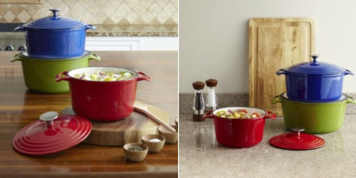 JCPenney: TONS of HOT Kitchen Items Deals (Skillets, Dutch Ovens, Blenders & More)