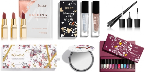 Julep Black Friday Deals Live NOW = 2016 Nail Color Collection Only $24.99 Shipped (Regularly $48)