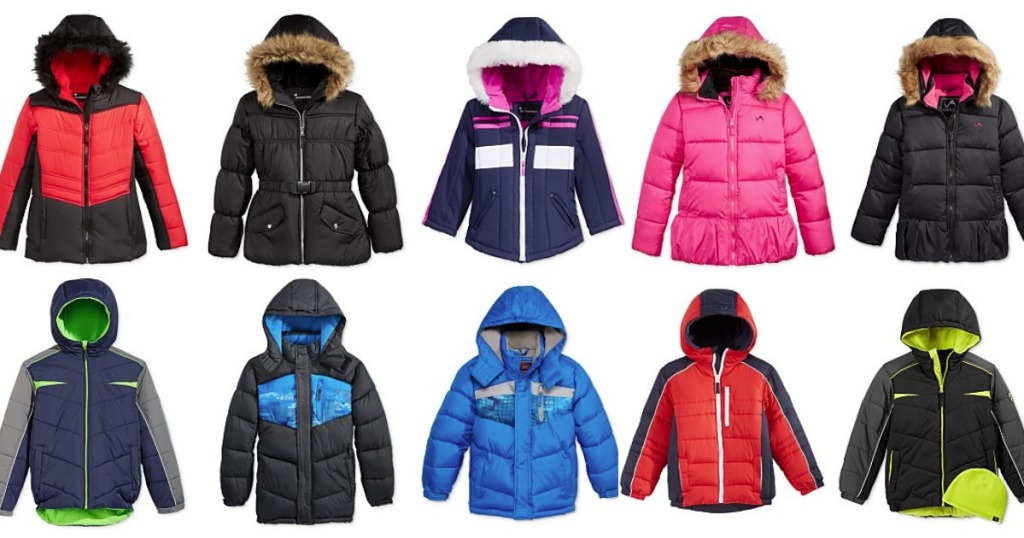 e4204705a87 Macy's: Kid's Coats ONLY $15.99 (Regularly Up To $85) - Black Friday ...