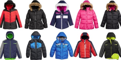 Macy's Black Friday Deals: Kid's Puffer Jackets ONLY $15.99 (Regularly $85) & More