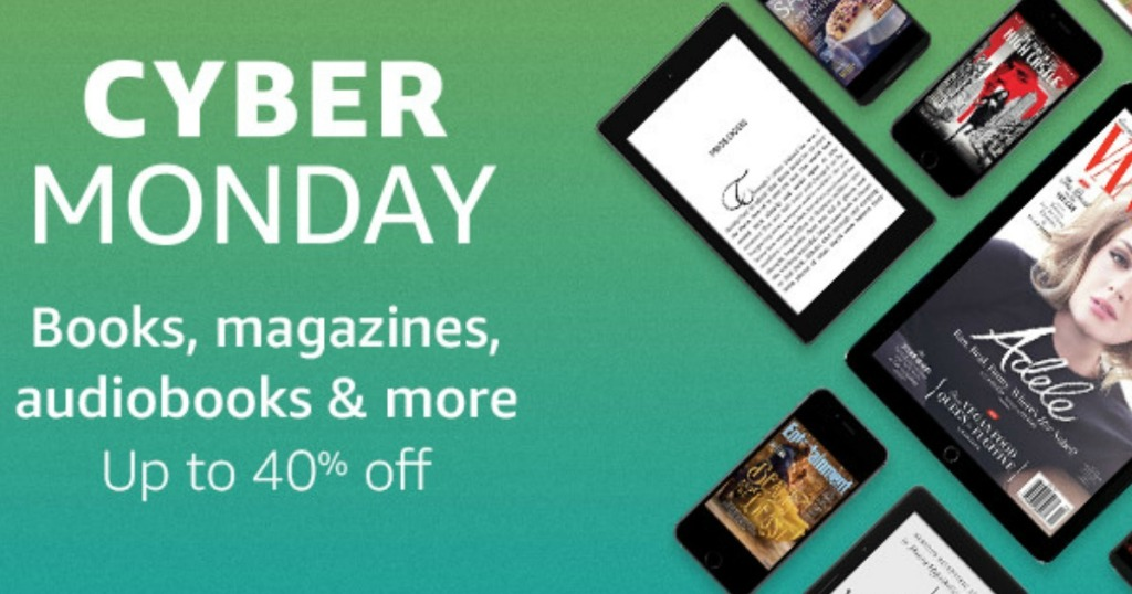 Amazon: 40% Off Kindle Unlimited Subscription + 85% Off Over