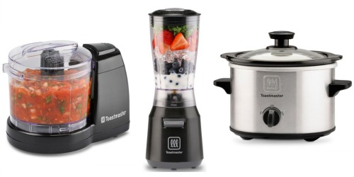 Bon-Ton: Small Kitchen Appliances Only $9.97 Shipped (Regularly $20)